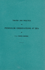 GS 2, F.A. Vening-Meinesz, Theory and practice of pendulum observations at sea