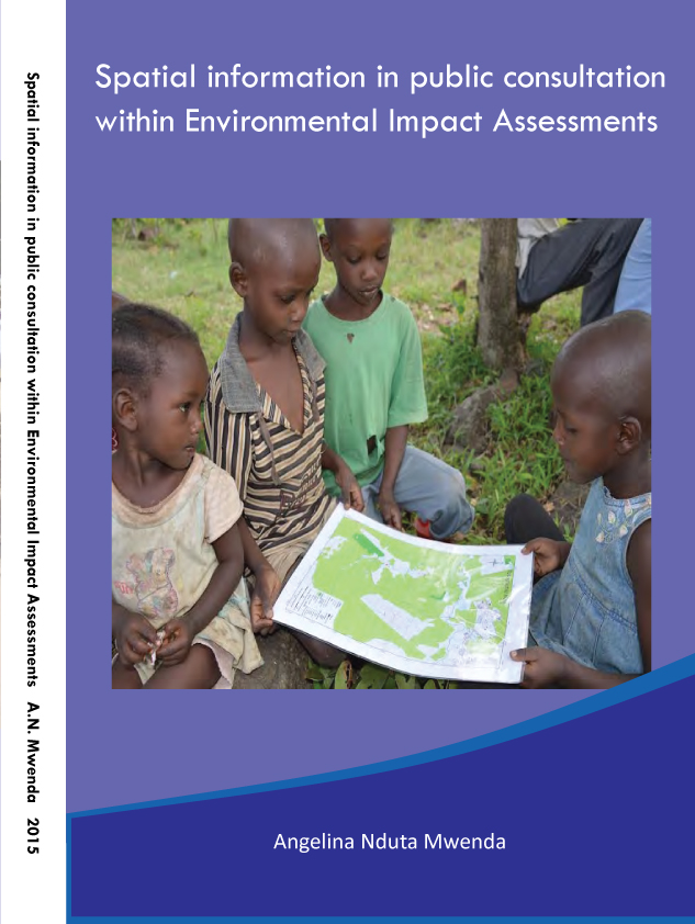 Spatial information in public consultation within Environmental Impact Assessments