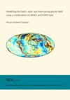 Modelling the Earth's static and time-varying gravity field using a combination of GRACE and GOCE data