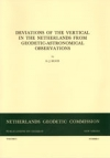 Deviations of the vertical in The Netherlands from geodetic-astrnomical observations