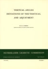 Vertical angles, deviations of the vertical and adjustment